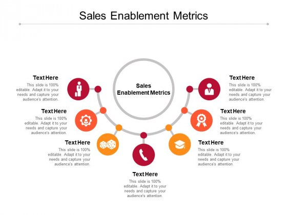 Sales Enablement Metrics Ppt PowerPoint Presentation Icon Mockup Cpb Pdf