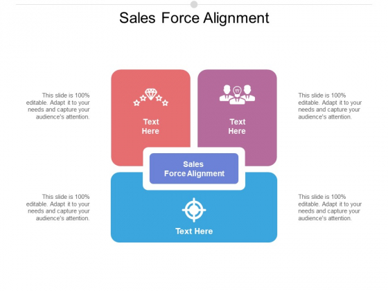 Sales Force Alignment Ppt PowerPoint Presentation Pictures Example Cpb Pdf