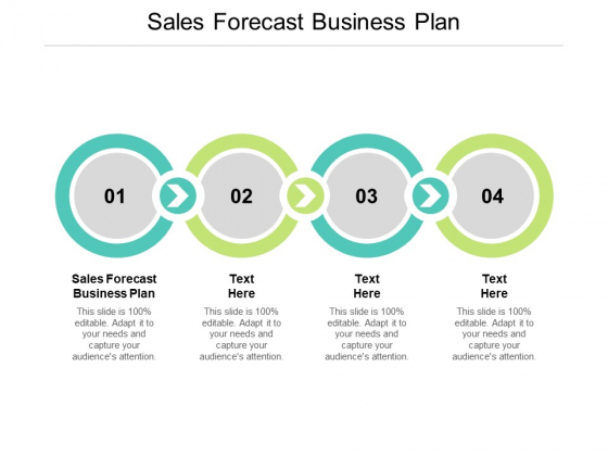 Sales Forecast Business Plan Ppt PowerPoint Presentation Styles Vector Cpb Pdf
