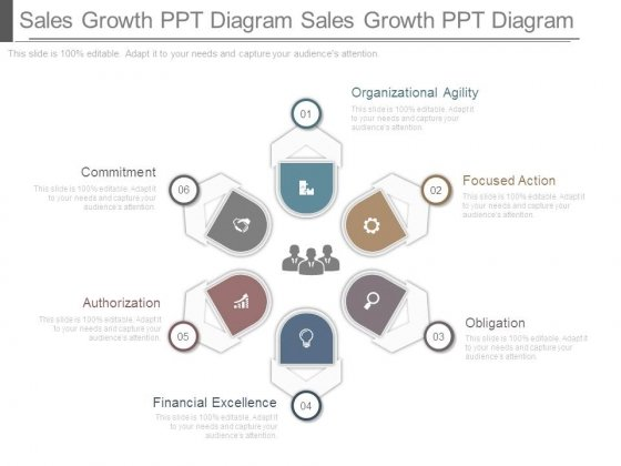 Sales Growth Ppt Diagram Sales Growth Ppt Diagram
