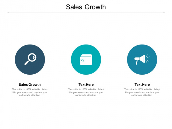 Sales Growth Ppt PowerPoint Presentation Icon Background Images Cpb