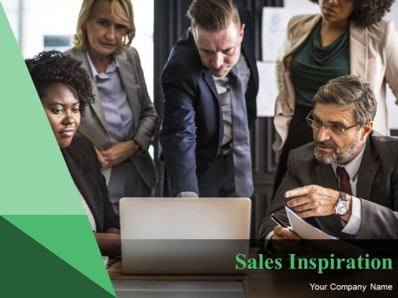 Sales Inspiration Ppt PowerPoint Presentation Complete Deck With Slides