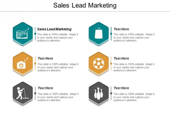 Sales Lead Marketing Ppt PowerPoint Presentation Inspiration Graphic Images Cpb