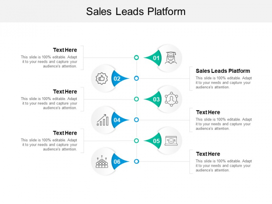 Sales Leads Platform Ppt PowerPoint Presentation Infographics Format Cpb