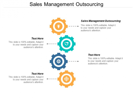 Sales Management Outsourcing Ppt PowerPoint Presentation Styles Graphics Example