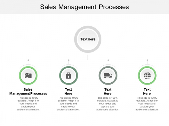 Sales Management Processes Ppt PowerPoint Presentation Inspiration Graphics Pictures Cpb
