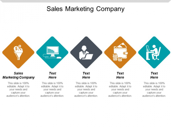 Sales Marketing Company Ppt PowerPoint Presentation Gallery Graphics Example Cpb