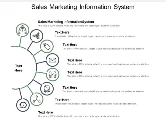Sales Marketing Information System Ppt PowerPoint Presentation Pictures Background Images Cpb