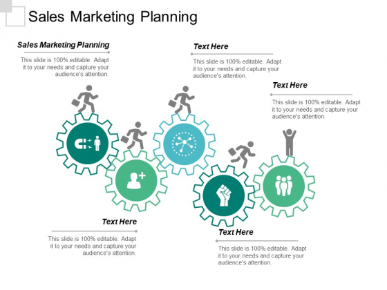 Sales Marketing Planning Ppt Powerpoint Presentation Ideas Images Cpb