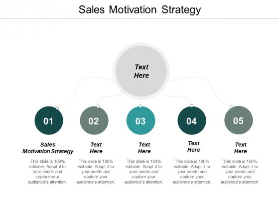 Sales Motivation Strategy Ppt PowerPoint Presentation Gallery Vector Cpb