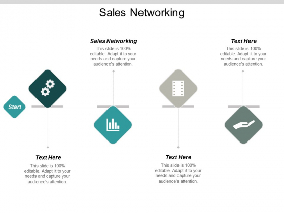 Sales Networking Ppt PowerPoint Presentation Infographic Template Graphics Example Cpb