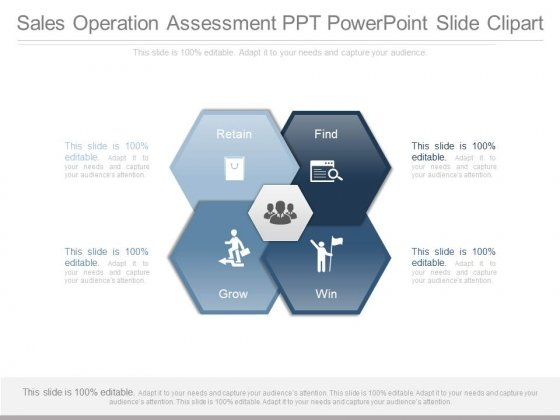 Sales Operation Assessment Ppt Powerpoint Slide Clipart
