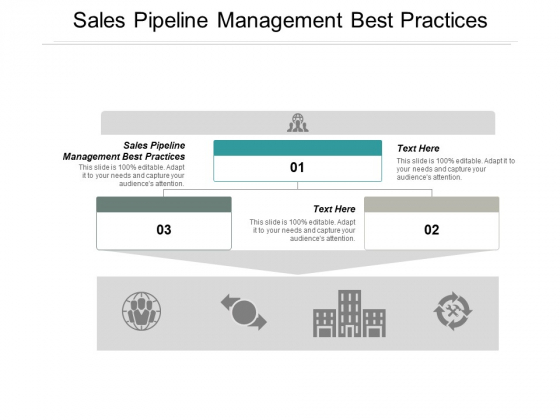 Sales Pipeline Management Best Practices Ppt PowerPoint Presentation Professional Model Cpb