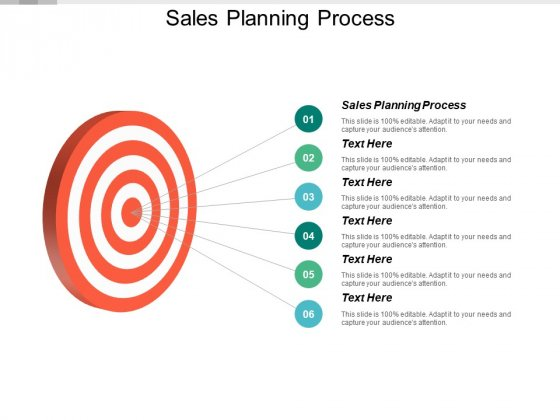 Sales Planning Process Ppt Powerpoint Presentation Infographic Template Design Inspiration Cpb