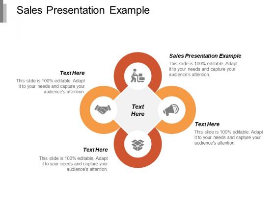 Sales Presentation Example Ppt PowerPoint Presentation Summary Deck Cpb