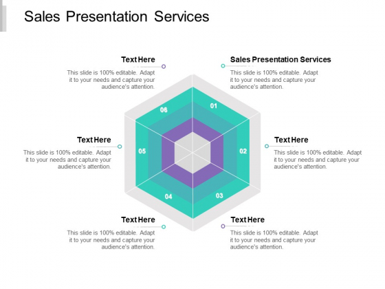 Sales Presentation Services Ppt PowerPoint Presentation Gallery Slide Portrait Cpb
