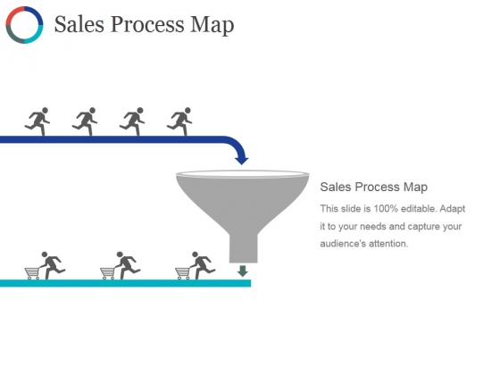 Sales Process Map Ppt PowerPoint Presentation Portfolio Model