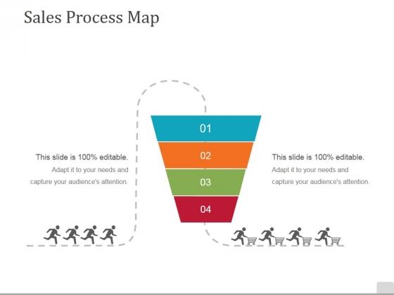 Sales Process Map Template 2 Ppt PowerPoint Presentation Portfolio Graphic Tips