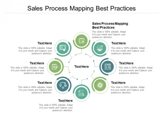 Sales Process Mapping Best Practices Ppt PowerPoint Presentation Show Graphics Cpb