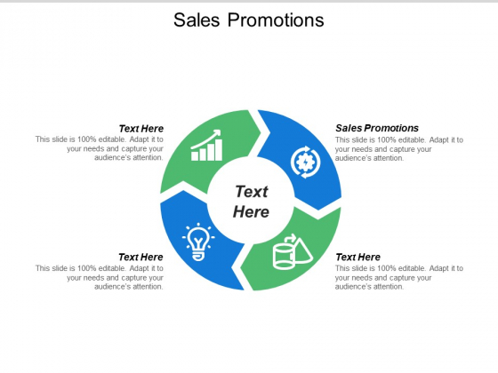 Sales Promotions Ppt PowerPoint Presentation Layouts Outfit Cpb