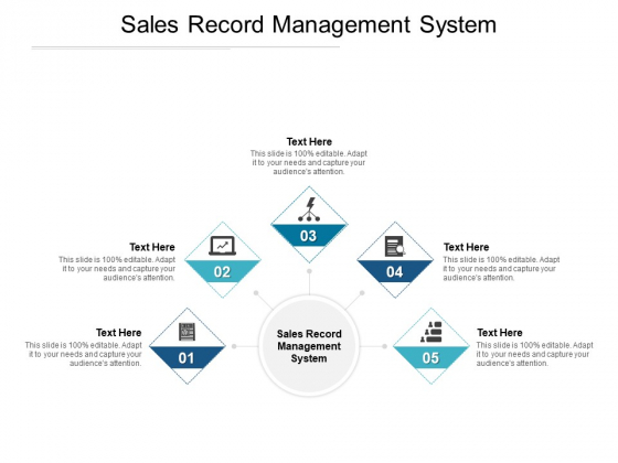 Sales Record Management System Ppt PowerPoint Presentation Infographic Template Icon Cpb Pdf