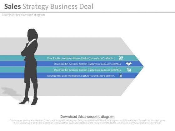 Sales Strategy Business Deal Ppt Slides