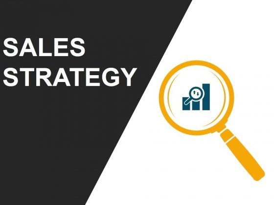 Sales Strategy Template 1 Ppt PowerPoint Presentation Example