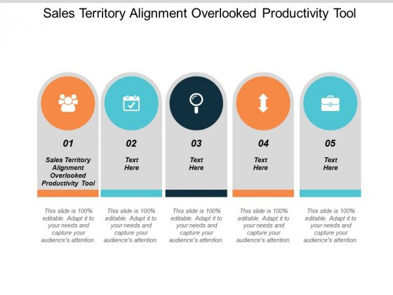 Sales Territory Alignment Overlooked Productivity Tool Ppt PowerPoint Presentation Infographics Inspiration Cpb
