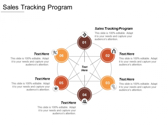 Sales Tracking Program Ppt PowerPoint Presentation File Deck Cpb
