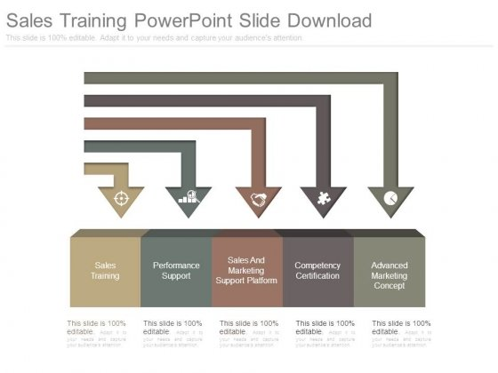 sales training powerpoint slide download powerpoint templates