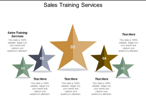 Sales Training Services Ppt PowerPoint Presentation Ideas Example File Cpb