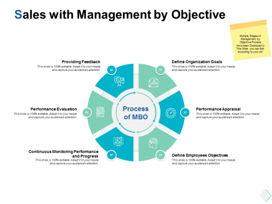 Sales With Management By Objective Ppt PowerPoint Presentation Icon Designs Download