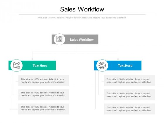 Sales Workflow Ppt PowerPoint Presentation Inspiration Styles Cpb