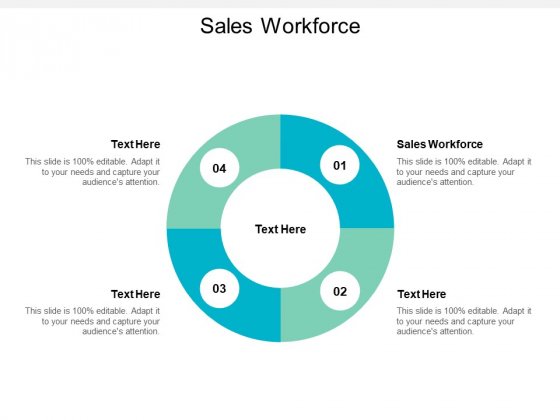 Sales Workforce Ppt PowerPoint Presentation Professional Topics Cpb