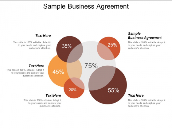 Sample Business Agreement Ppt PowerPoint Presentation Icon Styles