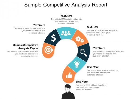 Sample Competitive Analysis Report Ppt Powerpoint Presentation Portfolio Graphics Template Cpb