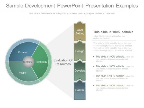 Sample Development Powerpoint Presentation Examples