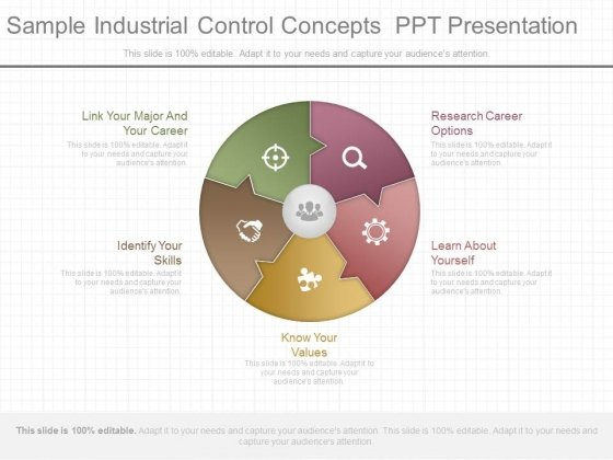 Sample Industrial Control Concepts Ppt Presentation
