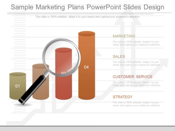 Sample Marketing Plans Powerpoint Slides Design