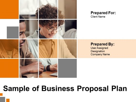 Sample_Of_Business_Proposal_Plan_Ppt_PowerPoint_Presentation_Complete_Deck_With_Slides_Slide_1