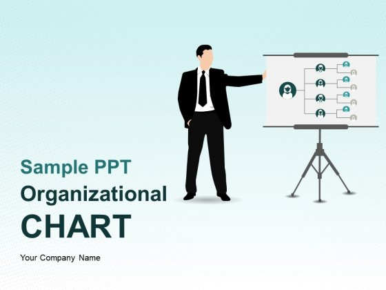 Sample PPT Organizational Chart Ppt PowerPoint Presentation Complete Deck With Slides