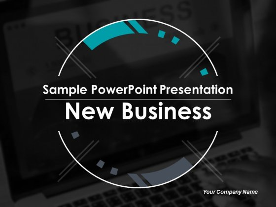 Sample PowerPoint Presentation New Business Ppt PowerPoint Presentation Complete Deck With Slides