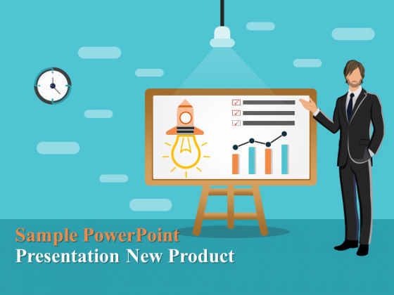 Sample PowerPoint Presentation New Product Ppt PowerPoint Presentation Complete Deck With Slides