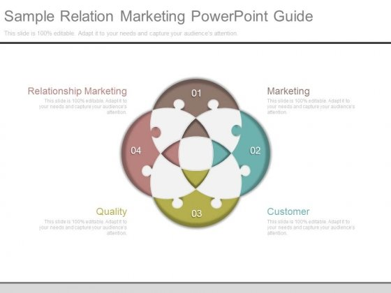 Sample Relation Marketing Powerpoint Guide
