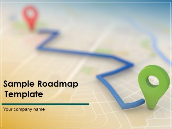 Sample Roadmap PPT Ppt PowerPoint Presentation Complete Deck With Slides