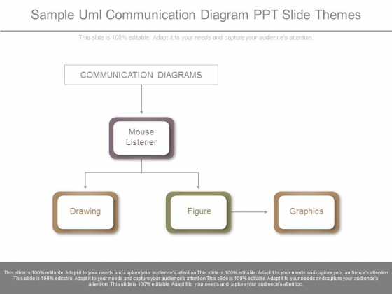 Sample uml communication diagram ppt slide themes powerpoint templates ccuart Gallery