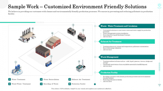 Sample Work Customized Environment Friendly Solutions Microsoft PDF