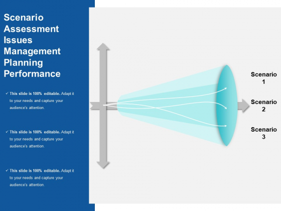 Scenario_Assessment_Issues_Management_Planning_Performance_Ppt_PowerPoint_Presentation_Inspiration_Design_Templates_PDF_Slide_1