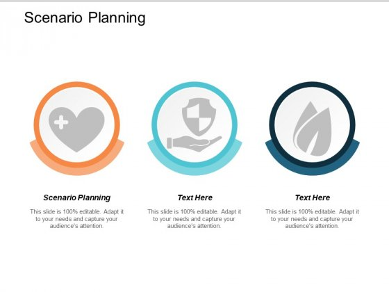 Scenario Planning Ppt Powerpoint Presentation Infographics Smartart Cpb