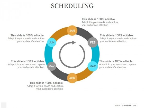 Scheduling Ppt PowerPoint Presentation Microsoft